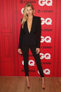 Jessica-Hart-picked-sexy-suit-2014-GQ-Men-Year